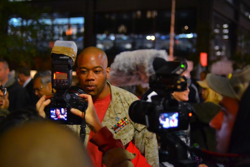 Photo: Sgt Shamar Thomas, USMC