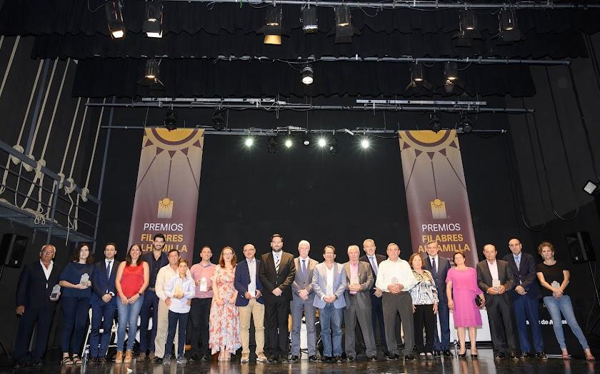 V Premios Filabres Alhamilla