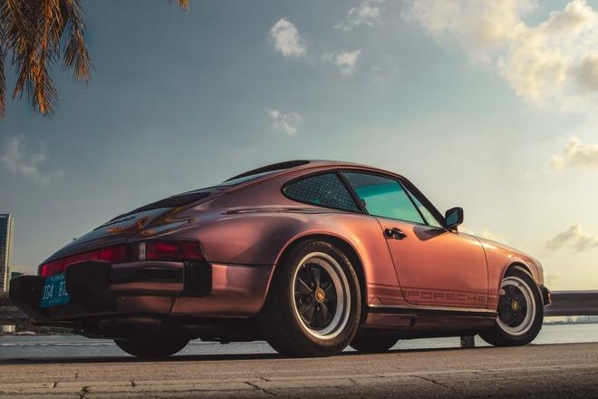 Classic Porsche 911 Hire FL 33138