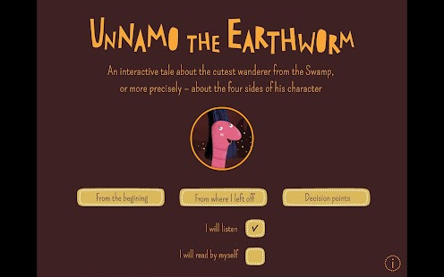 Unnamo the Earthworm- screenshot thumbnail