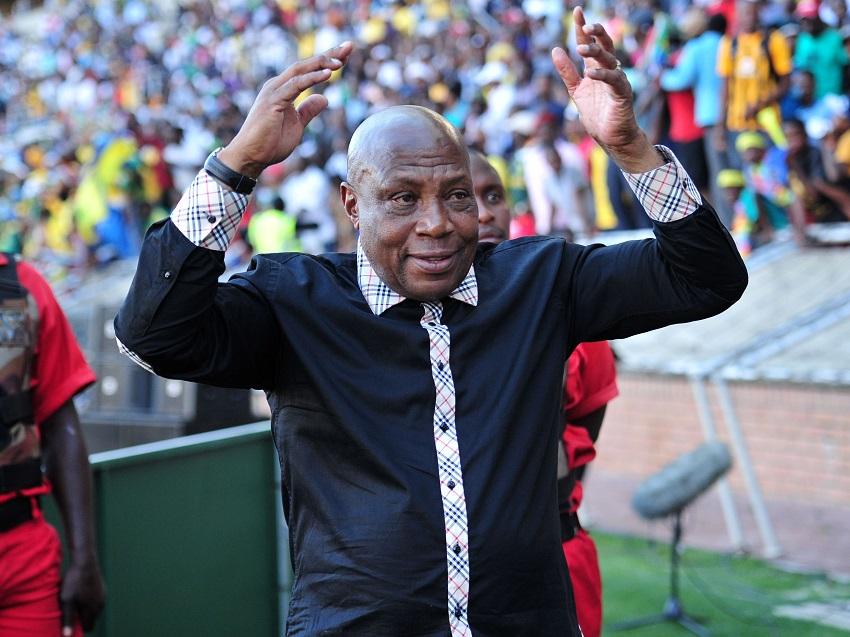 Former Bafana Bafana coach Shakes Mashaba runs for Safa position