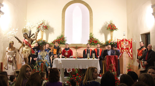 Con la bajada de San Sebastián se inician las fiestas patronales