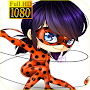 Ladybug-HD Wallpaper APK icon
