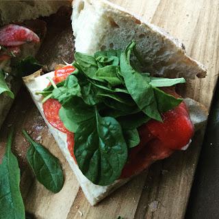 Layered Italian Sandwiches