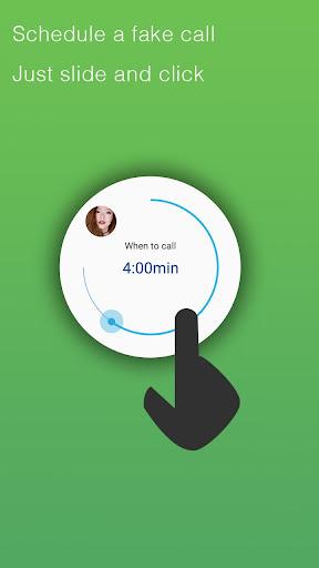 Fake video call - FakeTime for Messenger 2.2.93 screenshots 4