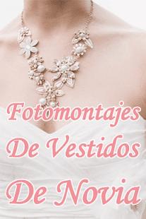 Fotomontajes de Vestidos de Novia Wedding - náhled