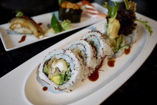 新竹竹北。紐約新和食(壽司窩Sushi Vogue)·創意日本料理