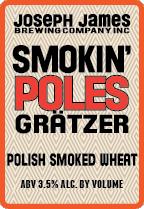 Logo of Joseph James Smokin Poles Gratzer