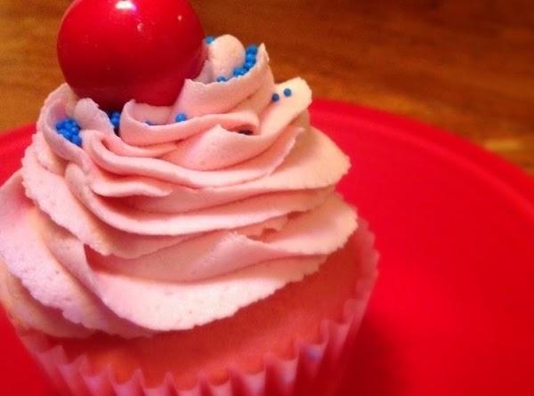 Bubblegum Cupcakes Recipe