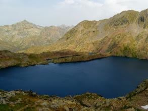 Photo: Estany Major de la Gallina, 2500m.