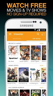 Viewster – Anime & Fandom TV Screenshot