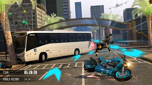 Grand City Moto X Bike Stunts image | 12