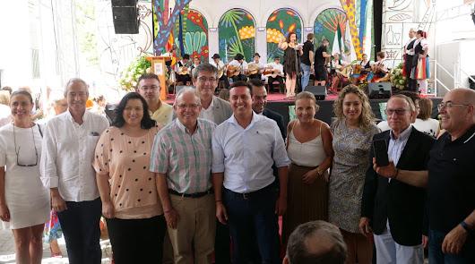 Pórtugos acogió el 38 festival de la Alpujarra