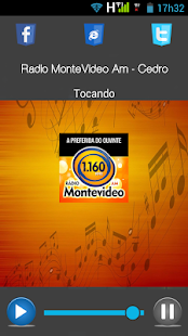 Rádio Montevideo 1.160 AM - náhled