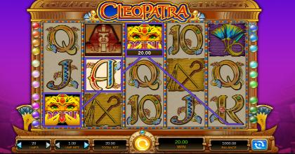 Cleopatra win 2