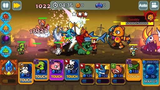 Monster Defense King filehippodl screenshot 3