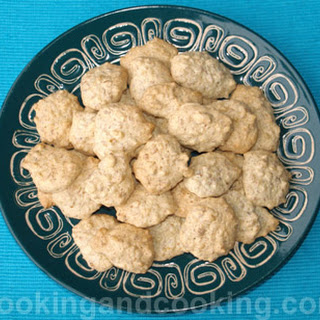 Persian Walnut Cookies