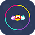 Mr. Color switch infinity ball : MindShot Games icon