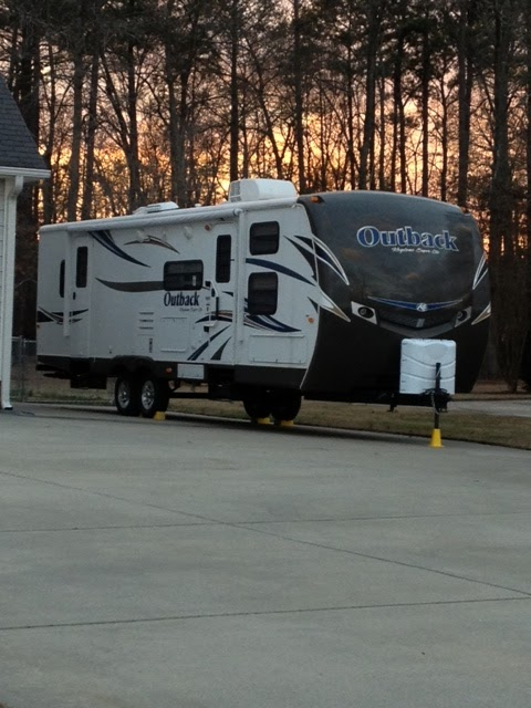 Places to camp not far from Fayetteville NC