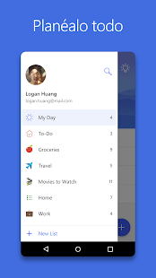 Microsoft To-Do: listas, tareas y avisos Screenshot