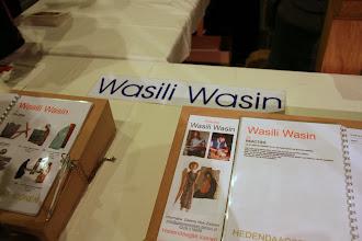 Photo: Opening van de expositie 'Hedendaagse Iconen van Wasili Wasin' in de Grote of Barbarakerk te Culemborg op 8 april 2011