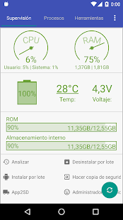 Assistant for Android - 1MB: miniatura de captura de pantalla