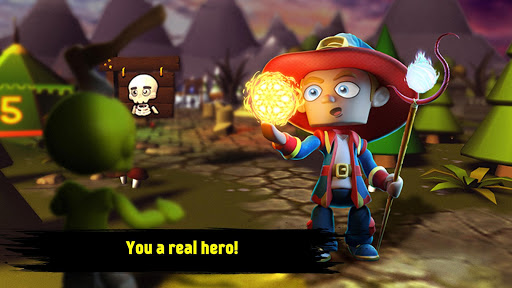Heroes of Math and Magic  screenshots 9