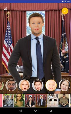 Face Blender - screenshot