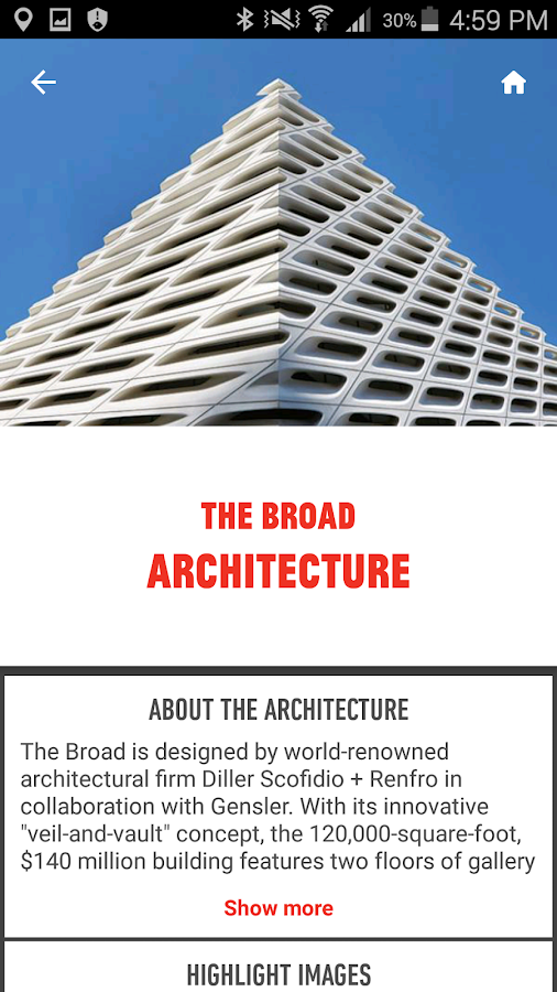 The Broad- screenshot