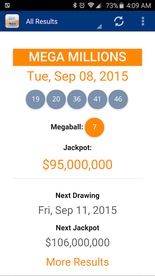 mega millions quick pick winning numbers