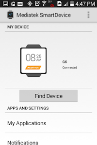 Download SmartWatch VXP APK latest version app for android devices