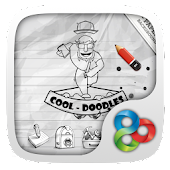 Doodles GO Launcher Theme