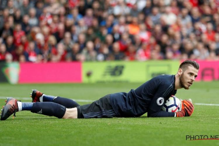 """Mourinho impressionné: """"Ce que j'ai vu aujourd'hui, c'est le meilleur gardien du monde"""""""
