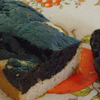 Vegan Marbled Pound Cake.