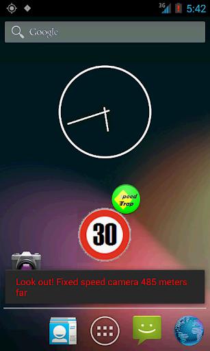 Speed Trap screenshot