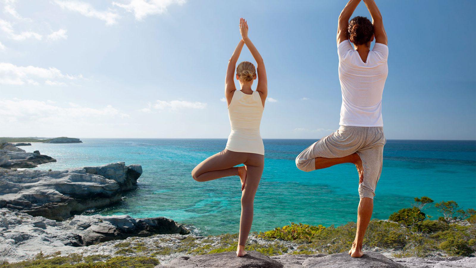 Tư thế cây trong yoga