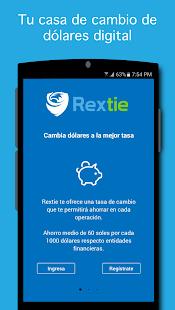Rextie - náhled