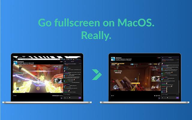 Go fullscreen