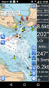 Weather - Routing - Navigation screenshot 3
