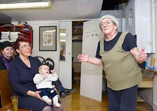 Photo: VERNISSAGE ANNA EINSER am 12.12.2014. Charlotte Pohl, Renate Cupak, Raffael Cupak, Anna Einser. Foto: Barbara Zeininger