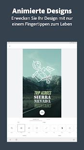Adobe Spark Screenshot