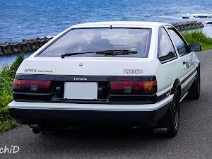 スプリンタートレノ AE86 GT-APEXのカスタム事例画像 イチDさんの2020年11月25日22:36の投稿