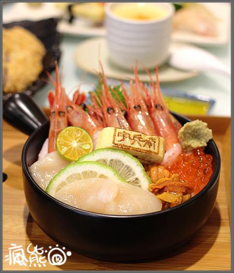 宇兵衛壽司‧丼飯專賣店<uhee sushi>