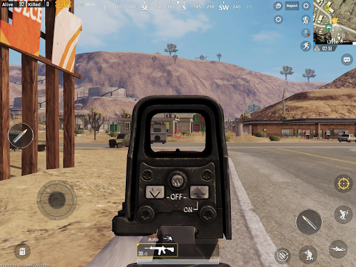 PUBG MOBILE 0.8.0 screenshots 21