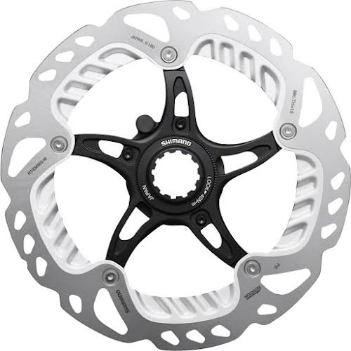 Shimano RT-EM900 Ice-tech Rotor with Integrated Speed Sensor Magnet, 180mm