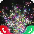 Colorful Papers Caller Screen APK