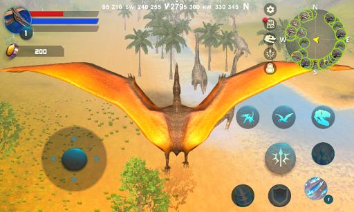 Pteranodon Simulator 1.0.1 screenshots 7