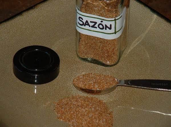 Spring Hill Ranch's Sazón Seasoning Recipe