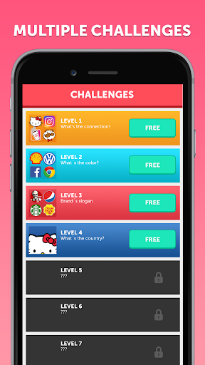 Logomania: Guess the logo - Quiz games 2020 apkmr screenshots 6