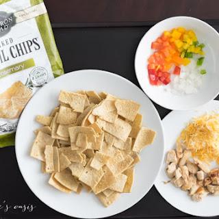 Healthy Loaded Lentil Chips Recipe